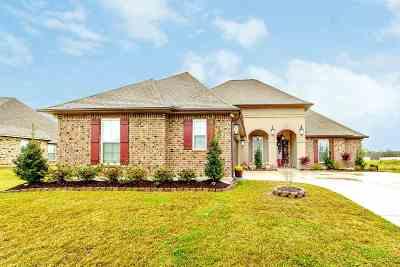 Thibodaux Single Family Home For Sale: 491 Kleinpeter Drive