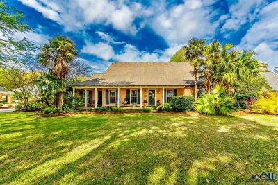 Thibodaux Single Family Home For Sale: 217 Abby Road