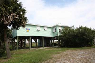 Grand Isle, Fourchon Single Family Home For Sale: 3394 La Hwy 1