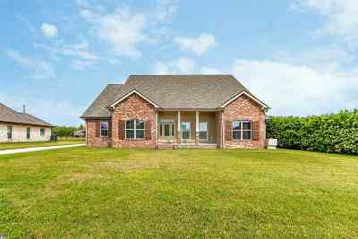 Thibodaux Single Family Home For Sale: 113 Meadow View Court