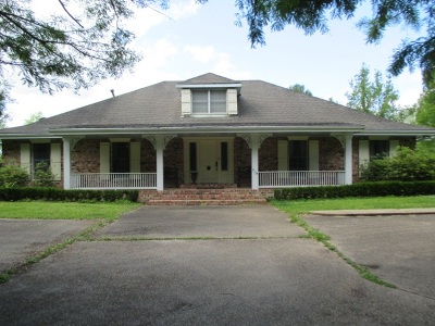 Houma Single Family Home For Sale: 4134 Highway 56