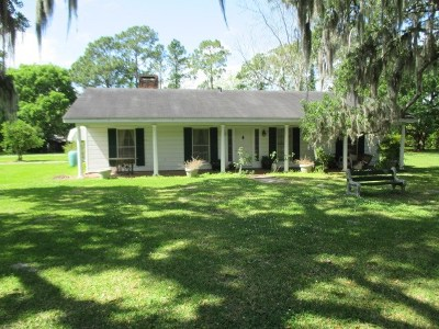 Houma Single Family Home For Sale: 4128 Highway 56