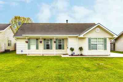 Houma Single Family Home For Sale: 1989 St Louis Canal Road