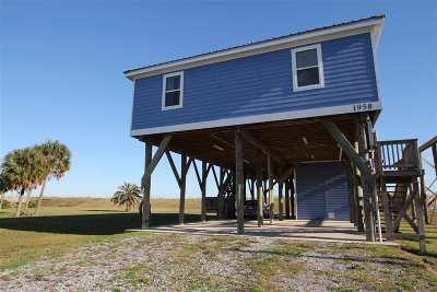 Grand Isle Single Family Home For Sale: 1958 La Hwy 1