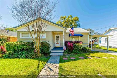 Houma Single Family Home For Sale: 603 Wilson Avenue