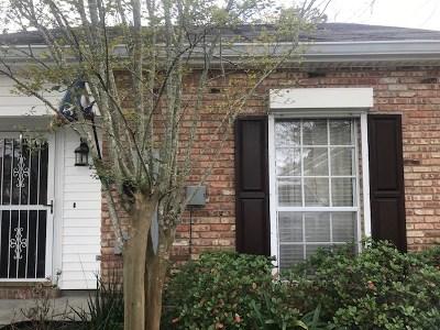 Houma Single Family Home For Sale: 304 South French Quarter Drive
