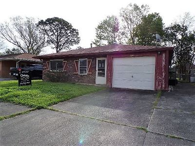 Houma Single Family Home For Sale: 218 Leslie Street