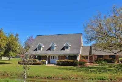 Houma Single Family Home For Sale: 4249 Highway 311