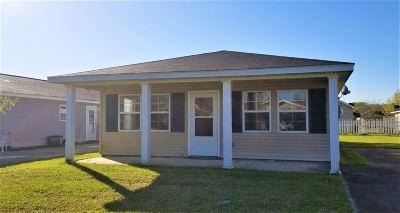 Gray Single Family Home For Sale: 260 Bon Jovi Boulevard