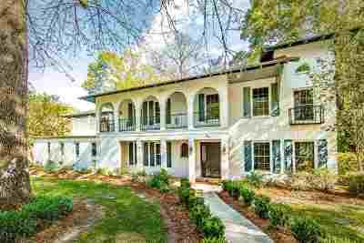 Houma Single Family Home For Sale: 206 Rosedown Drive