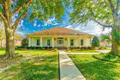 Houma Single Family Home For Sale: 202 Cheyenne Drive