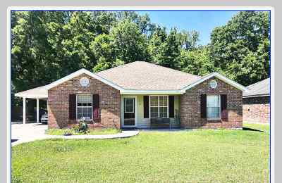 Patterson Single Family Home For Sale: 608 Leo Drive