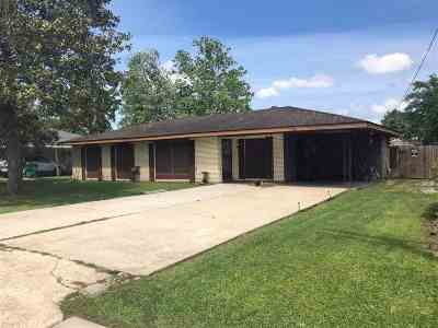 Morgan City Single Family Home For Sale: 2400 Maple Street