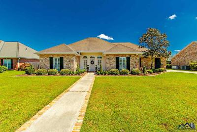 Houma Single Family Home For Sale: 206 Cheyenne Drive