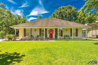 Thibodaux Single Family Home For Sale: 510 Thoroughbred Park Drive
