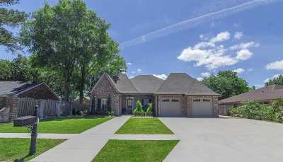 Houma Single Family Home For Sale: 205 Tiger Tail Road