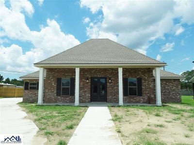 Houma Single Family Home For Sale: 192 Linest Drive