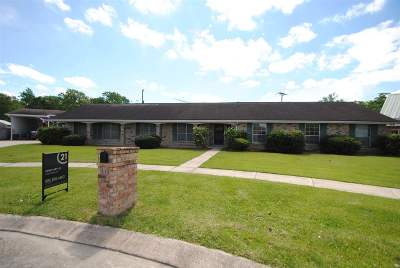 Morgan City Single Family Home For Sale: 810 Walnut Drive