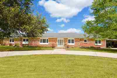 Bourg Single Family Home For Sale: 4607 Highway 24