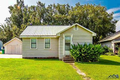 Thibodaux Single Family Home For Sale: 1007 Highway 304