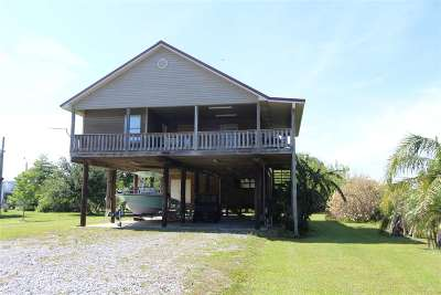 Grand Isle Single Family Home For Sale: 101 Jefferson Avenue