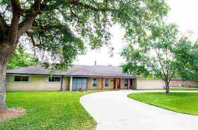 Thibodaux Single Family Home For Sale: 305 Killarney Place