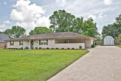 Houma Single Family Home For Sale: 204 Estate Drive