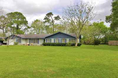 Bourg Single Family Home For Sale: 149 Highway 55