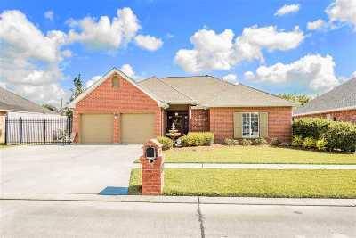 Houma Single Family Home For Sale: 1804 Harvest Drive