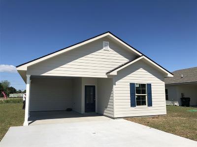 Houma Single Family Home For Sale: 103 Saints Circle
