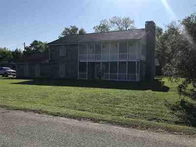 Larose Single Family Home For Sale: 376 Le Village Drive