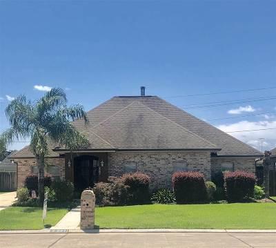 Houma Single Family Home For Sale: 227 Woodburn Drive