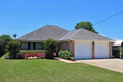 Houma Single Family Home For Sale: 1537 Verna Street