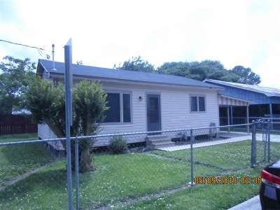 Houma Single Family Home For Sale: 2623 Truman