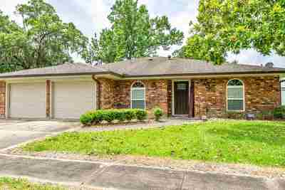 Houma Single Family Home For Sale: 115 Glenhill Drive