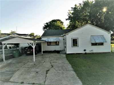 Morgan City Single Family Home For Sale: 1105 Sixth Street