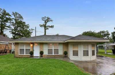 Gray Single Family Home For Sale: 215 North Terrebonne Drive