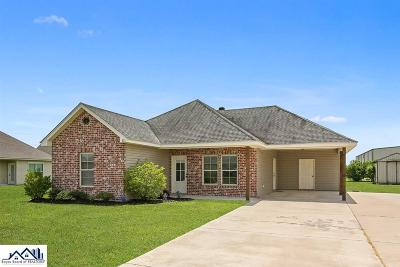 Thibodaux Single Family Home For Sale: 111 Harvest Court