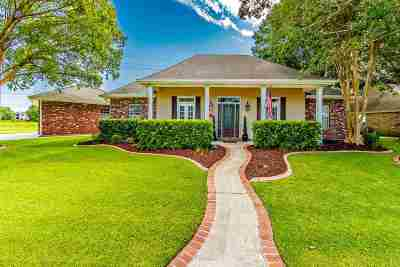Houma Single Family Home For Sale: 4865 Imperial Drive