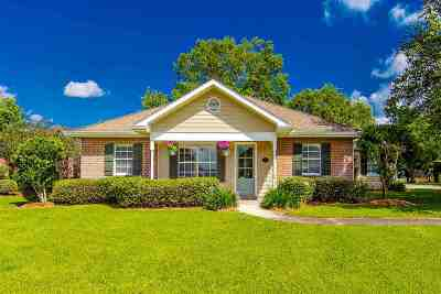 Thibodaux Single Family Home For Sale: 614 Parkside Drive
