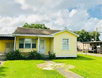Houma Single Family Home For Sale: 174 Agnes Street