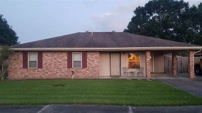Houma Single Family Home For Sale: 918 Pueblo Drive