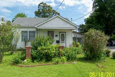 Thibodaux Single Family Home For Sale: 606 Willow Street