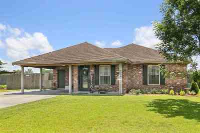 Thibodaux Single Family Home For Sale: 275 Gabreten Lane
