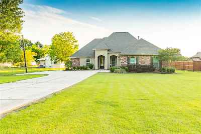 Thibodaux Single Family Home For Sale: 1220 Highway 1