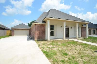 Houma Single Family Home For Sale: 119 Derusso Street