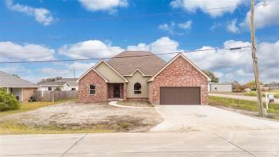 Thibodaux Single Family Home For Sale: Marcello Boulevard