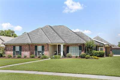 Thibodaux Single Family Home For Sale: 108 Estate Drive