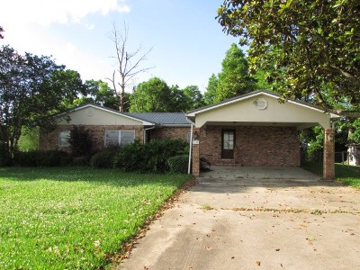Napoleonville Single Family Home For Sale: 5614 Highway 1