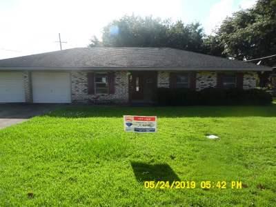 Thibodaux Single Family Home For Sale: 416 Wisteria Drive